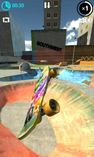 Android Real Skate 3D Screen 5