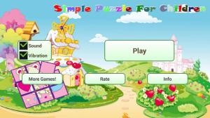 com.clollo.simplepuzzleforchildren 1.0.5 Screen 1