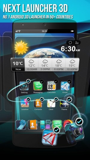 Android NextLb Screen 12