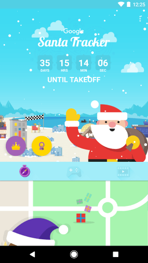 Google Santa Tracker 4.0.12 Screen 25