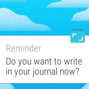 Android Journey - Diary, Journal Screen 3