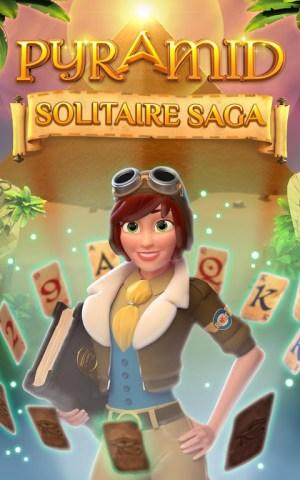 Android Pyramid Solitaire Saga Screen 6