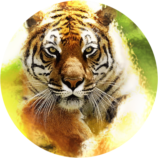 Tiger Waves Live Wallpaper 1.01 icon
