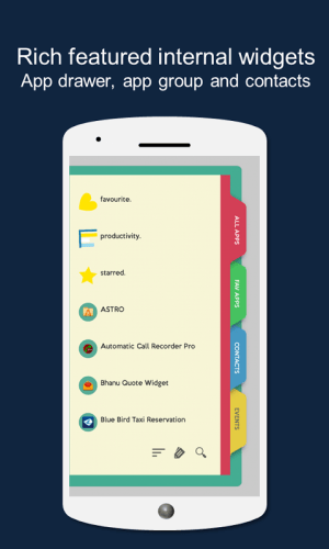 Android Total Launcher Screen 2