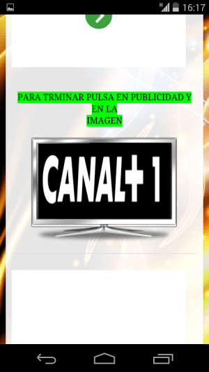 Canal+ Mix 3.6 Screen 4