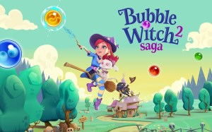 Android Bubble Witch 2 Saga Screen 7