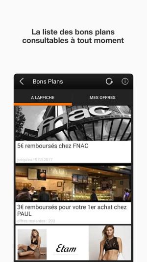 Android Orange Cash Screen 2