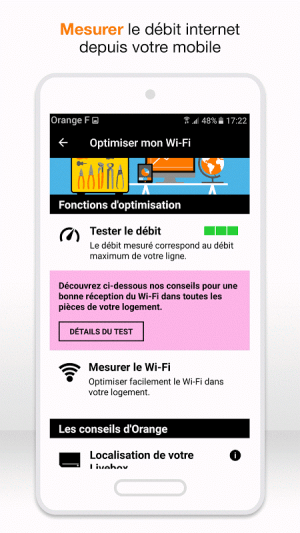 Android ma Livebox Screen 17