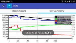 Installments Calculator 3.0.8 Screen 9