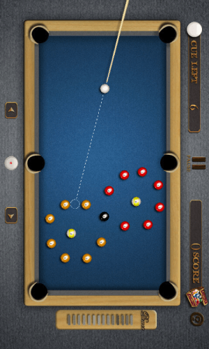 Android Pool Billiards Pro Screen 2