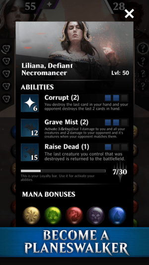 Magic the Gathering Puzzle Quest 1.6.5.12081 Screen 13