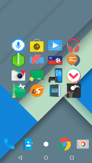 Android Rewun - Icon Pack Screen 15