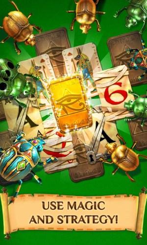 Android Pyramid Solitaire Saga Screen 13