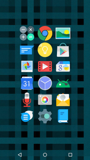 Android Rewun - Icon Pack Screen 12