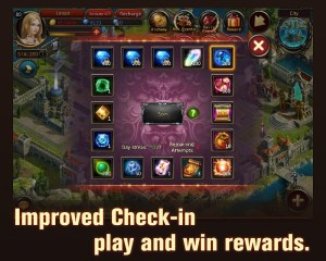 Android Wartune: Hall of Heroes Screen 7