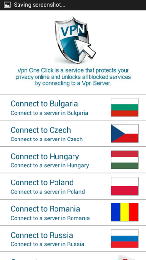 Android Vpn One Click Screen 8