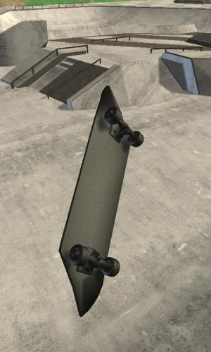 Android Real Skate 3D Screen 2