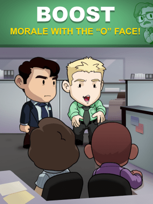 Office Space: Idle Profits 1.024 Screen 2