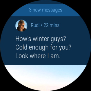 Telegram 1.0.1 Screen 3