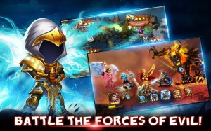 Android League of Angels -Fire Raiders Screen 6
