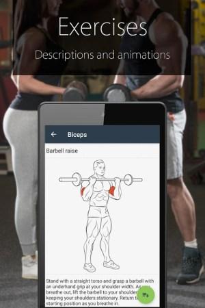 Fitness Coach FitProSport 4.54 Screen 5