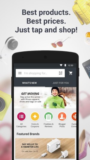 Android AliExpress Shopping App Screen 17