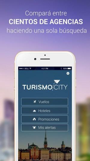 Android Turismocity Vuelos Baratos Screen 3