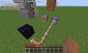 More Pistons Mod for MCPE 1.0 Screen 1