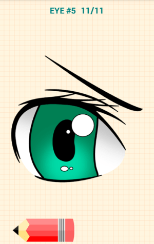 Draw Anime Eyes 4.2 Screen 4