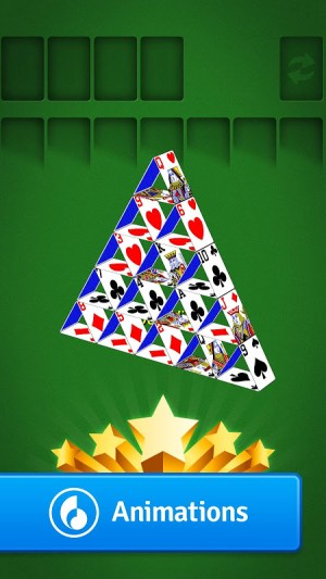 Android Solitaire Screen 8