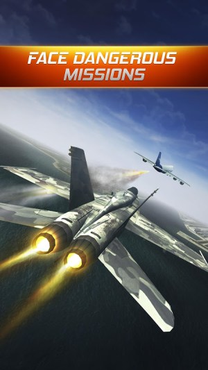 Android Flight Alert Simulator 3D Free Screen 3