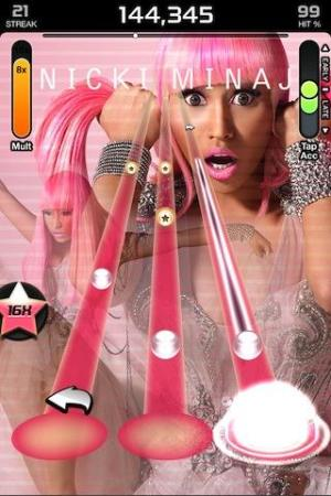 Android Tap Tap Revenge 4 Screen 2