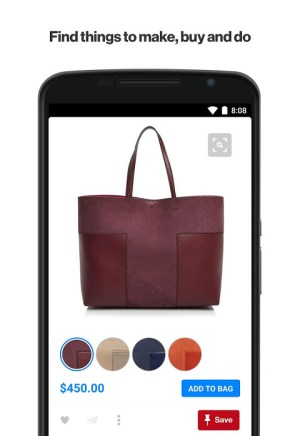 Android Pinterest Screen 6
