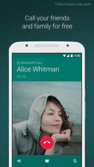 WhatsApp Messenger 2.17.196 Screen 4