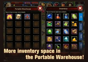 Android Wartune: Hall of Heroes Screen 3