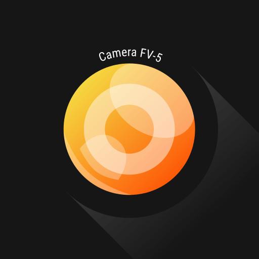 Camera FV-5 5.0.6 icon