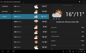 Android Eye In Sky Weather Screen 7