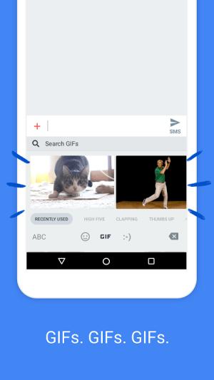 Android Gboard – the Google Keyboard Screen 1