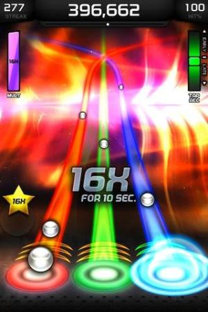 Android Tap Tap Revenge 4 Screen 4