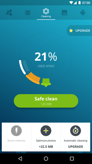 Avast Cleanup 3.0.1 Screen 7