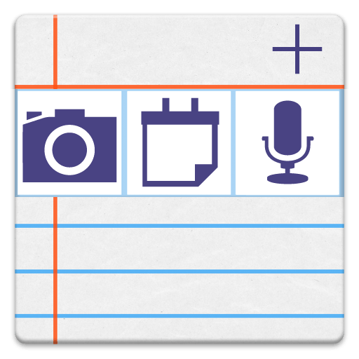 notePad Free Photos,Sounds 3.2.44 icon