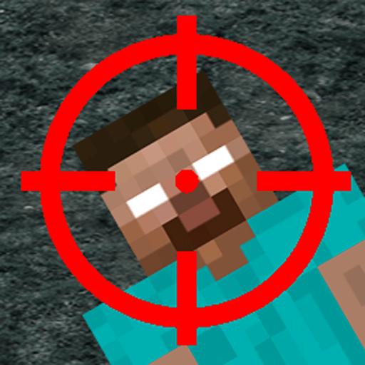 sniper herobrine 1 icon