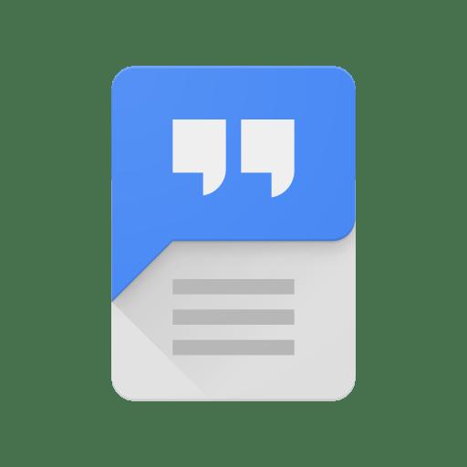 Google Text-to-speech 3.18.14.261387622 icon