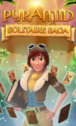 Android Pyramid Solitaire Saga Screen 12