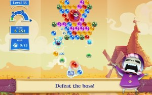 Android Bubble Witch 2 Saga Screen 4