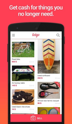 letgo: Buy & Sell Used Stuff 1.5.2 Screen 5