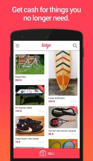 letgo: Buy & Sell Used Stuff 1.5.7 Screen 5