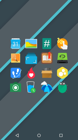 Android Rewun - Icon Pack Screen 13