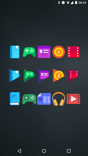 Android Rewun - Icon Pack Screen 8