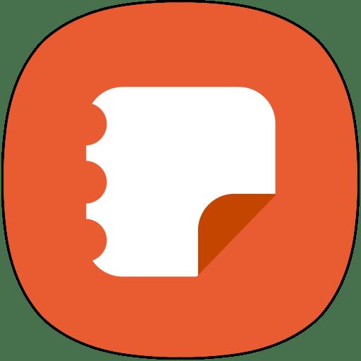 Samsung Notes 3.2.03.2 icon